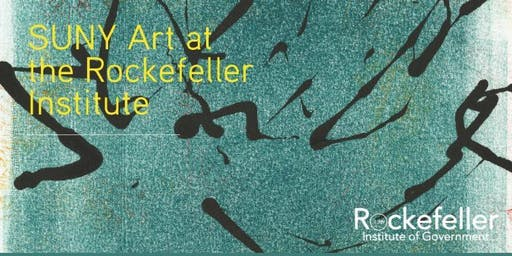 SUNY Art at the Rockefeller Institute