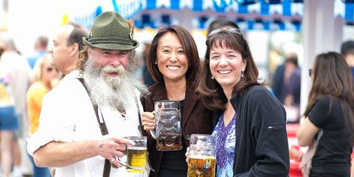 Frisco Oktoberfest Presented by Nine Band Brewing Co