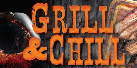 Grill and Chill with Market Wines and Big T's BBQ tickets