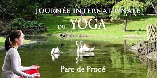 Nantes : Essayez le YOGA et la Méditation - Journée Internationale du Yoga