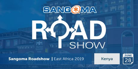 Sangoma East Africa Roadshow - Kenya 2019 tickets
