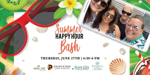 Summer Happy Hour Bash