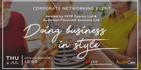 Corporate Networking Event tickets