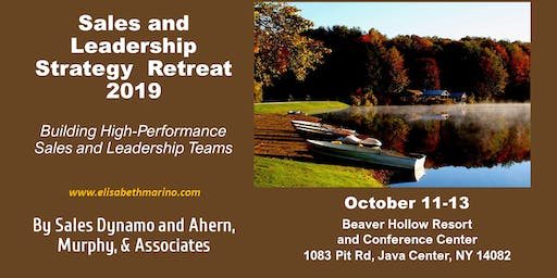 Sales and Leadership Strategy Retreat 2019