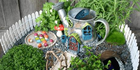 Kid's Fairy Garden Magic tickets