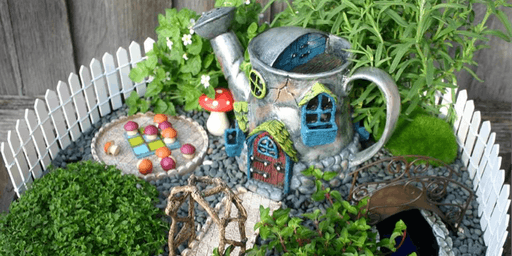 Kid's Fairy Garden Magic