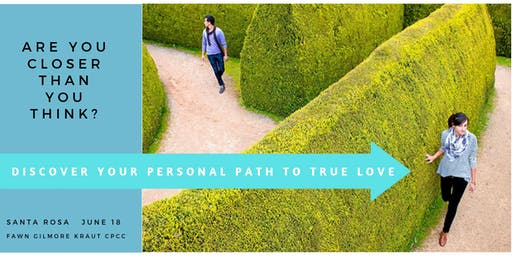 Are you closer than you think? Discover your personal path to true love