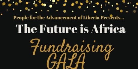 """PAL Present """"The Future is Africa"""" Fundraising Gala tickets"""