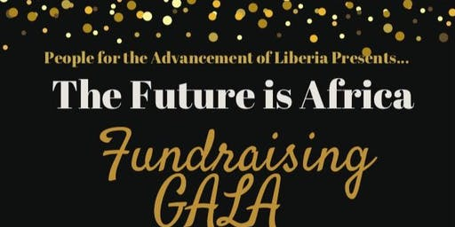 "PAL Present ""The Future is Africa"" Fundraising Gala"
