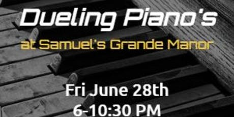 Dueling Pianos tickets