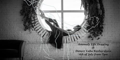 Ballet Dancer - Life Drawing  tickets