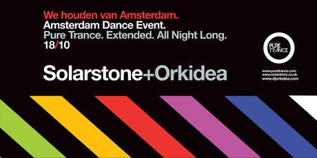 Solarstone presents Pure Trance - ADE 2019 tickets