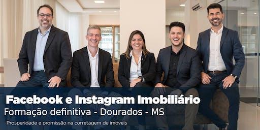 Facebook e Instagram Imobiliário DEFINITIVO - Dourados