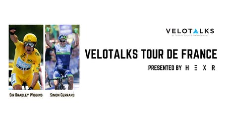 VeloTalks Tour de France presented by Hexr tickets