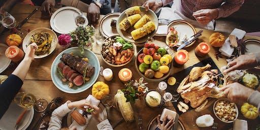 Fairmont San Jose - Thanksgiving Meals To Go 2019