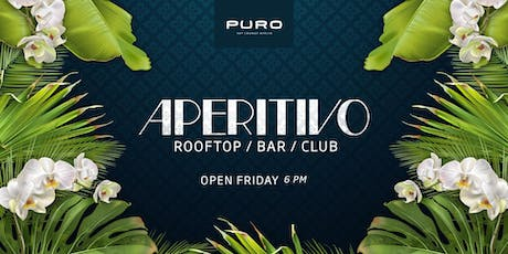 Aperitivo x Next Level Rooftop Events Tickets