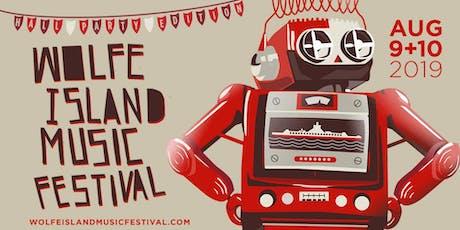 Wolfe Island Music Festival tickets