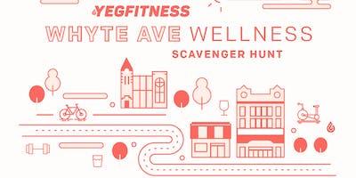 YEG Fintess - Whyte Avenue Instagram Wellness Scavenger Hunt
