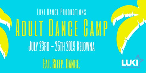 Adult Dance Camp 2019