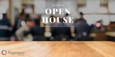 Open House - Celebration of Patients & Advocates June 27 tickets