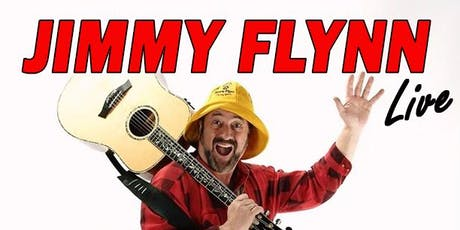 """Jimmy Flynn LIVE- """"You'll Never Laugh this Hard Again Tour"""" tickets"""
