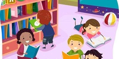 The Great Library LATEover–Gr. K-5 with an adult (1 registration/ticket per family)–June 29
