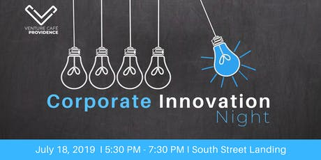 Corporate Innovation Night tickets