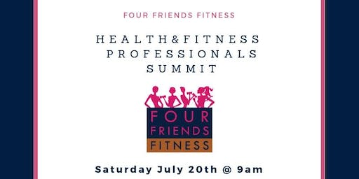 Health and Fitness Professionals Summit