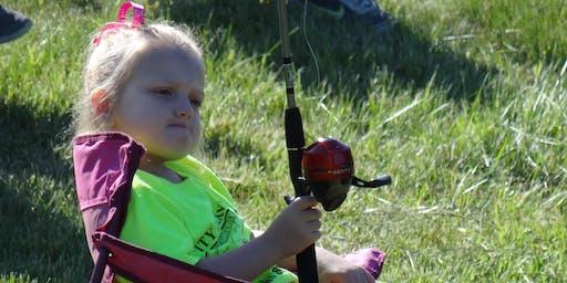 Annual Mel Hedrick Fishing Derby