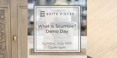 Suite Pieces What is Scumble? FREE Demo Day! tickets