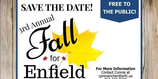3rd Annual Fall for Enfield