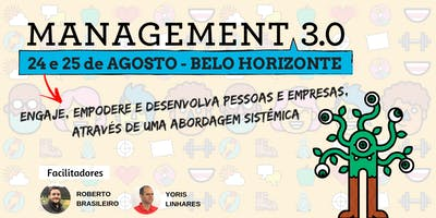 Management 3.0 - BH - Turma Agosto