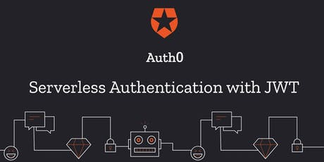 Serverless Authentication with JWT tickets