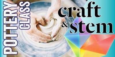 Fundamentals of Clay - ***** Pottery Class: Saturday Morning 10:30 - 12:30