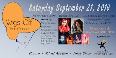 Wigs Off For Cancer tickets
