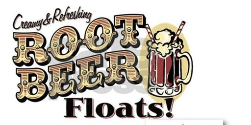 Root Beer Floats & Volunteer Opportunity Information