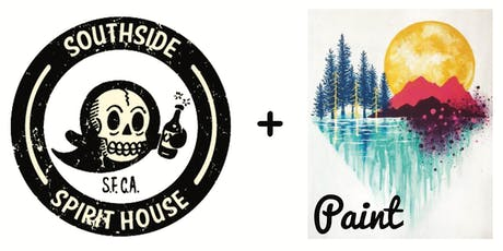 Canvas and Cocktails Paint Night tickets