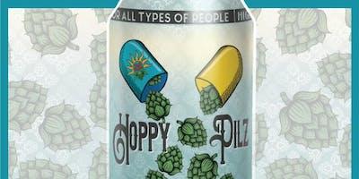 Hoppy Pilz Beer Release!