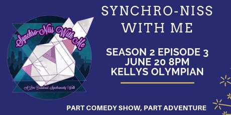 Synchro-Niss With Me Season 2 Ep. 3 tickets