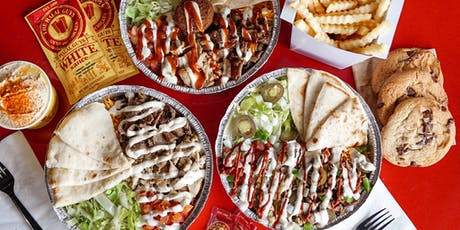 The Halal Guys Alexandria Grand Opening! tickets