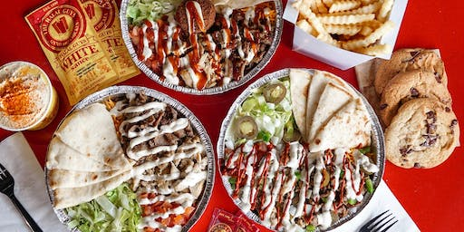 The Halal Guys Alexandria Grand Opening!