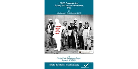 Construction Safety & Health Awareness Day tickets