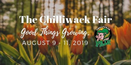 The 2019 Chilliwack Fair tickets