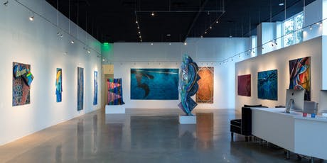 PDYP/UA Happy Hour at the Bivins Gallery - July 16 tickets