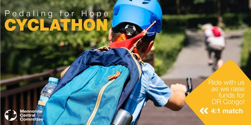 MCC BC's 11th Annual Pedaling for Hope Cyclathon