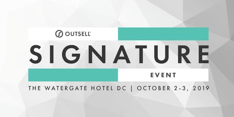 Outsell Signature Event tickets