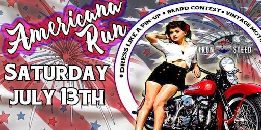 Americana Run!