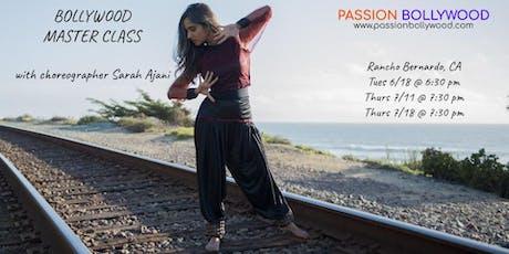 Bollywood Dance - Advanced Class tickets