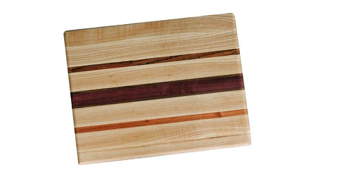 Make It Take It: 1 Day Cutting Board