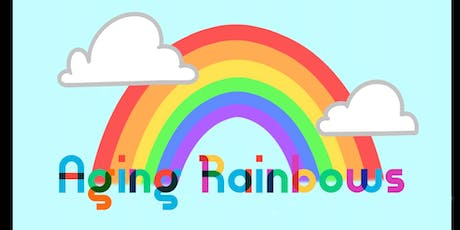 Aging Rainbows Monthly Coffee Talk for LGBT Older Adults and Allies tickets